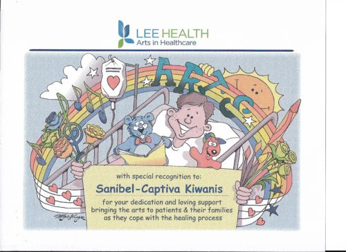 Lee Health Arts in Healthcare